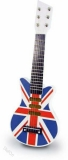 Union Jack rock'n'roll kytara