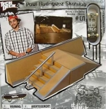 Tech Deck skate park Paul Rodriguez #01