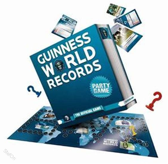 Hra Guiness World Records