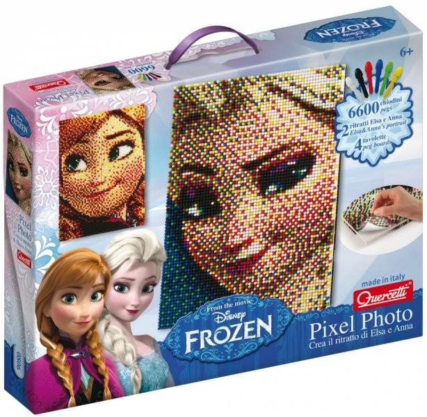 Quercetti Pixel Photo Frozen