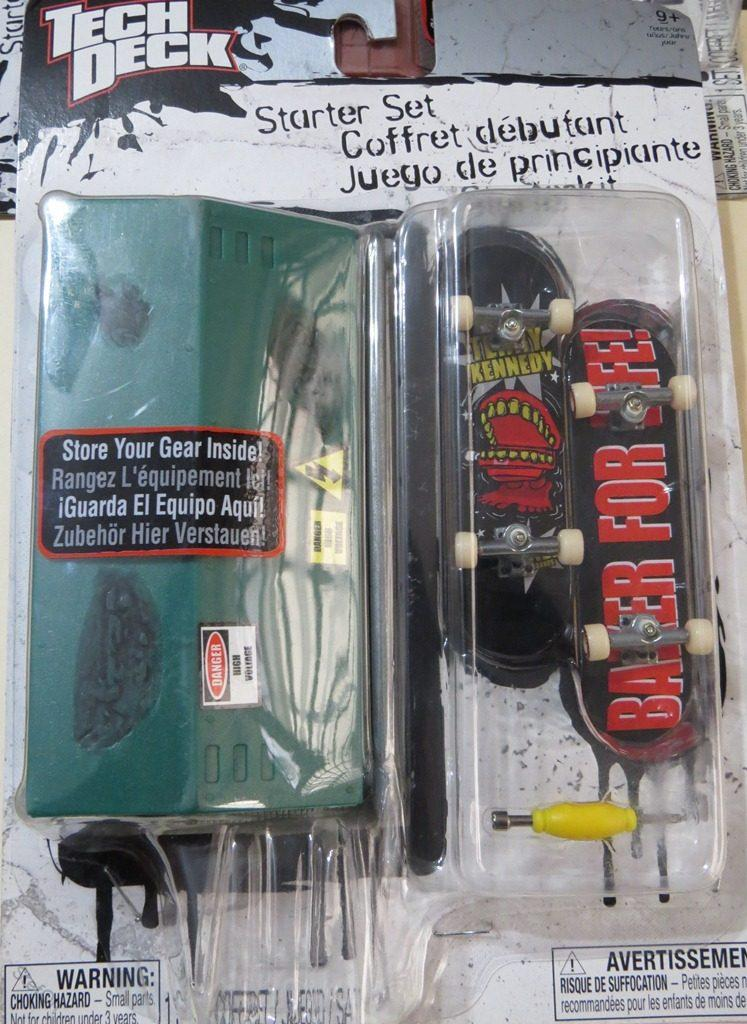 Tech Deck Starter Set